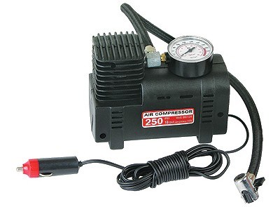 DC12 Volt 250/300psi Mini Air Inflator (WIN-704)