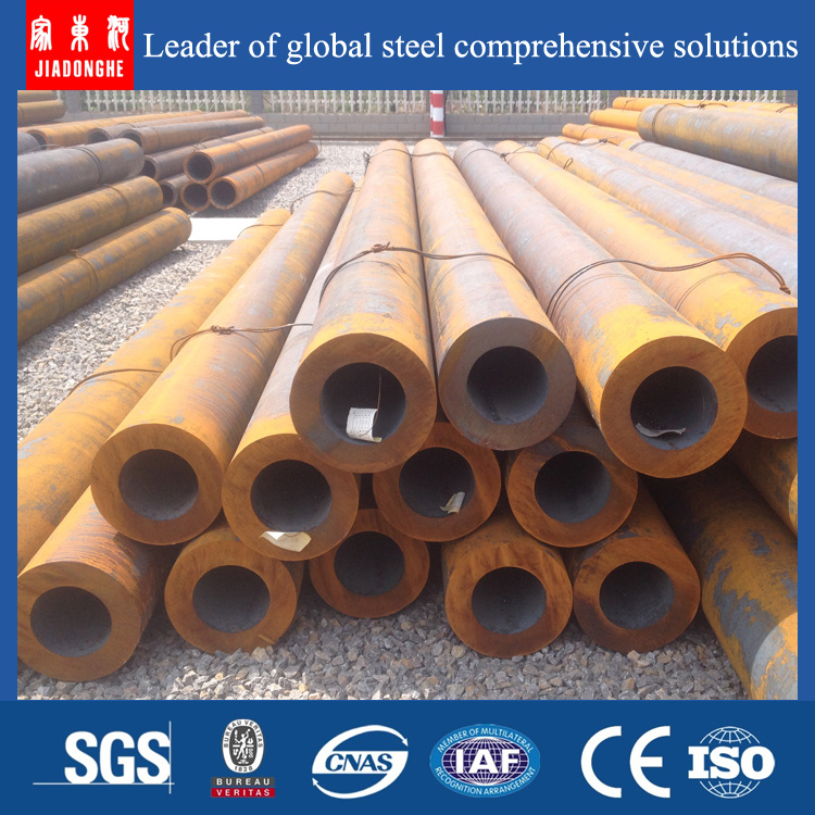 Outer Diameter 610mm Seamless Steel Pipe