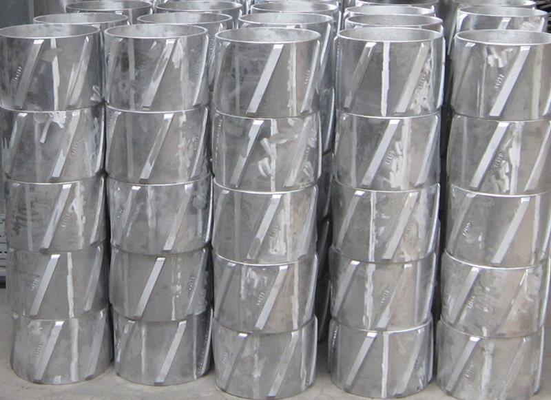 Cast Aluminum Casing Centralizer, Rigid Casing Pipe Centralizer