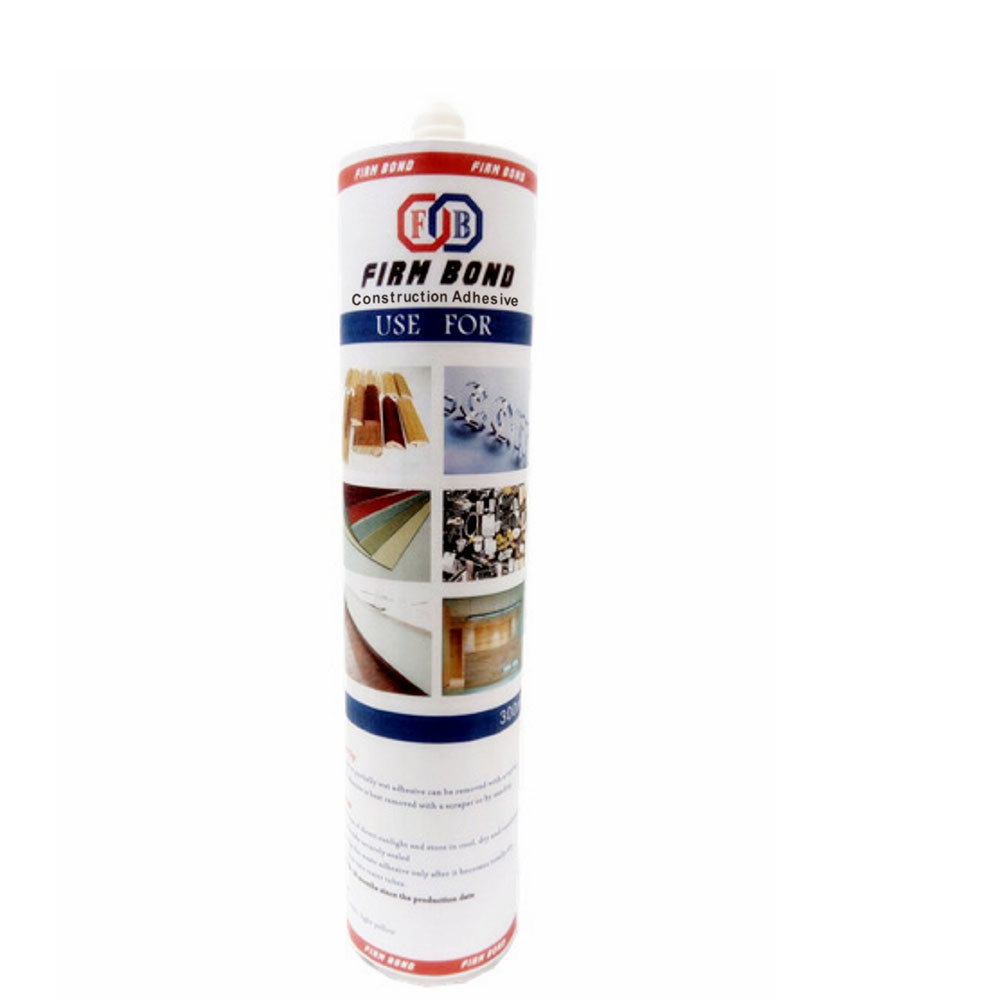 Solvent Free Nail Free Adhesive for Wallboard Engineering