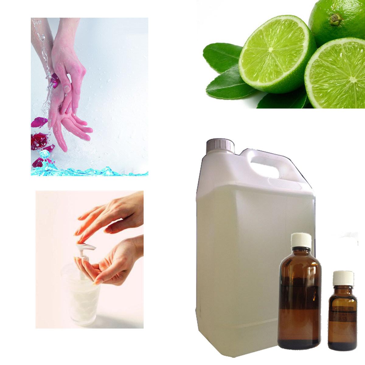 Lime Fragrance for Hand Wash