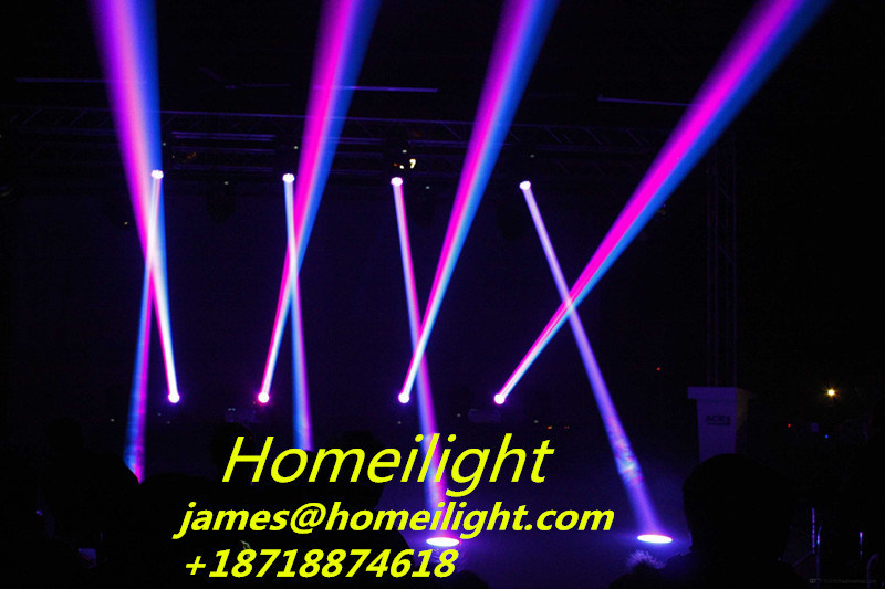 230W Spot Stage Lighting 7r Sharpy LED Moving Head Light for TV Station / Party Decoration