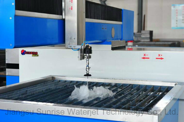 Small CNC Water Jet