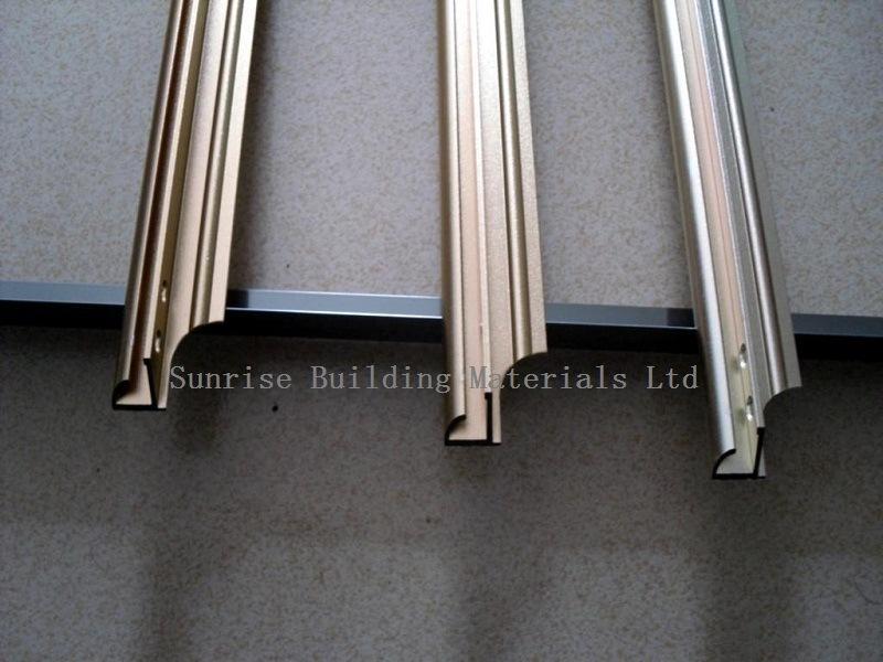Aluminum Profile for Ceiling Grid/Edging