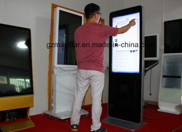 Full HD Touch Screen Floor Stand Kiosk Camera Photo Booth