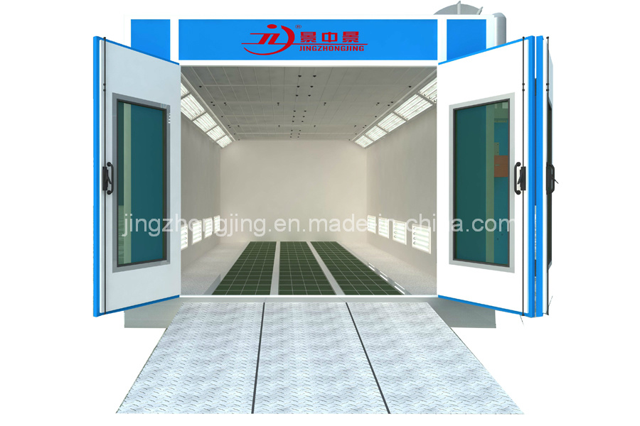 Paint Booth for European Market (Model: JZJ-8000-EU-A)