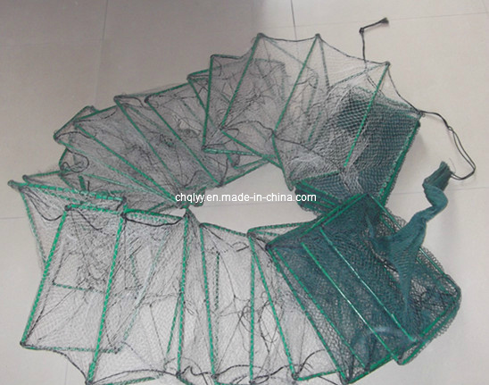 Best Price Nylon Cage Net/Fish Net/Shrimp Cage Net