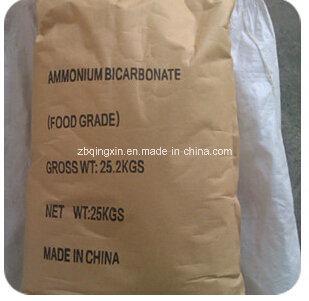Food Grade 99.2%Min Ammonium Bicarbonate