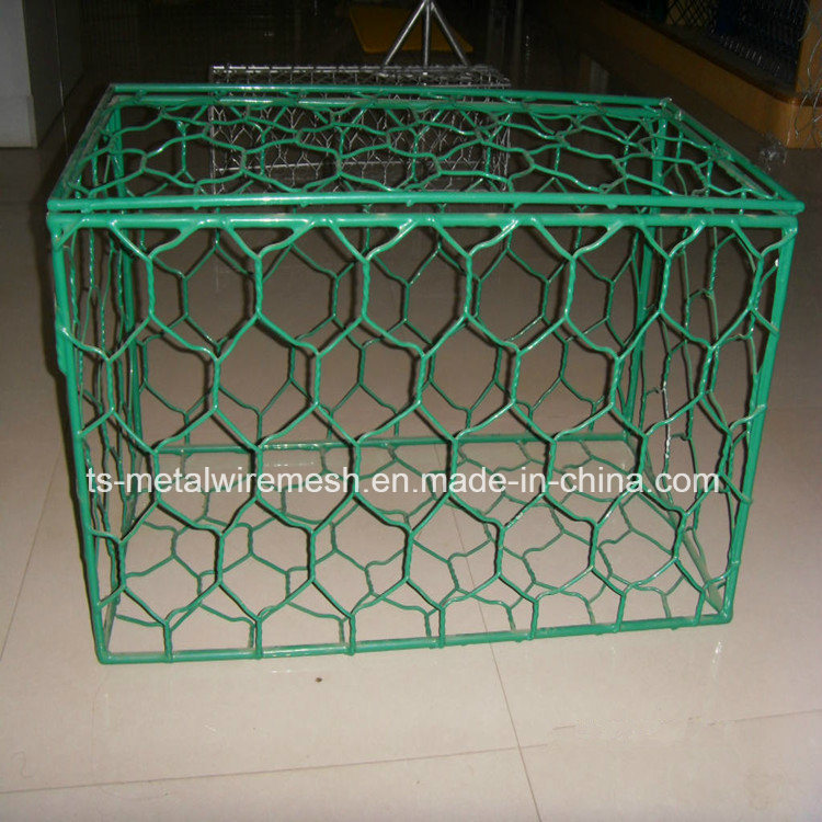 Gabion Box/Gabion Mesh/Hexagonal Wire Mesh
