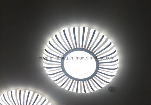 New Design LED Ceiling Light with Patent, Modern Ceiling Light with Segmentation