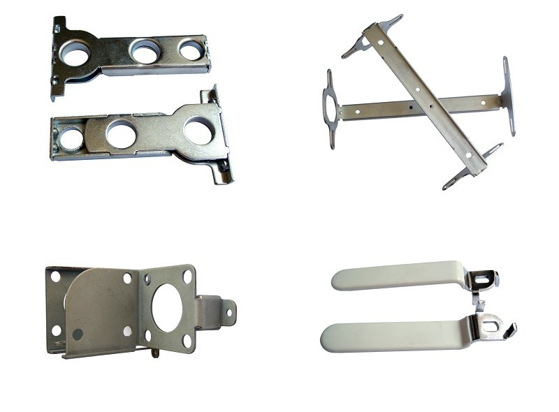 Customized CNC Machining Parts Used on Machine Equipment