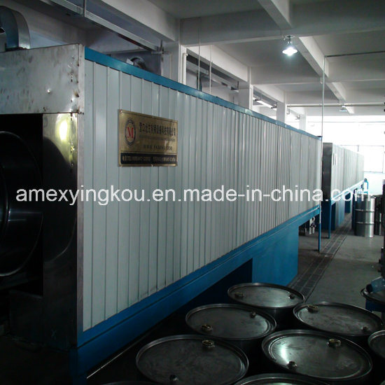 Washing & Drying Room for Steel Drum Production Line