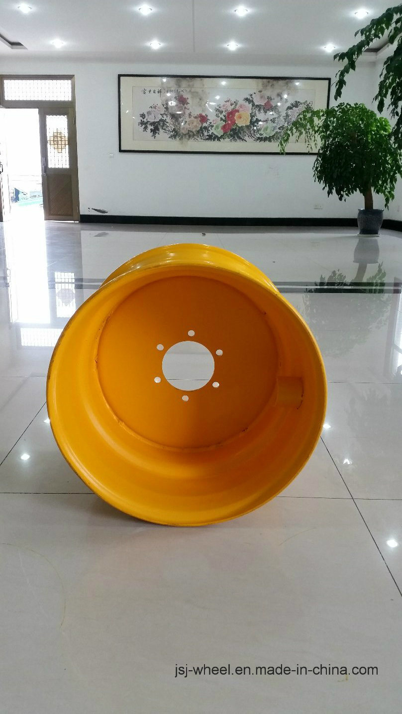 Wheel Rims for Tractor/Harvest/Machineshop Truck/Irrigation System-8