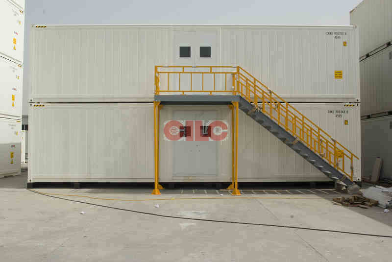 Prefab Modular Building for Oil Building Nabors Drilling (CILC)