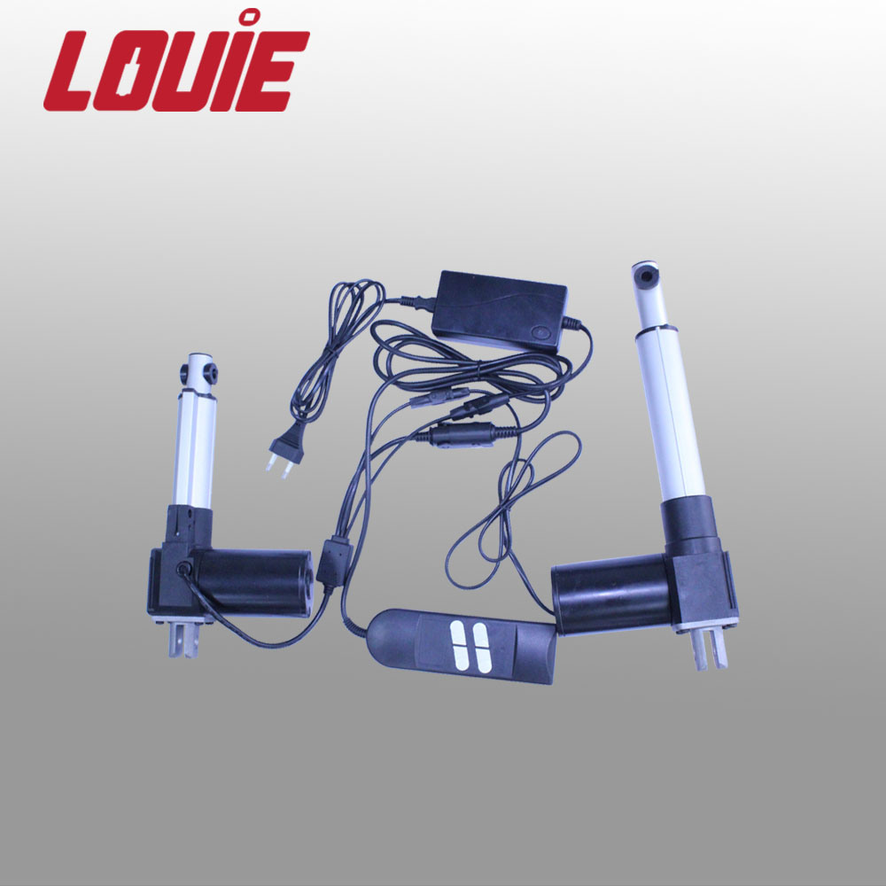 Metal Handset for Two Linear Actuator
