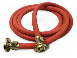 Heat Resistant Fabric or Wire Braided EPDM Steam Hose