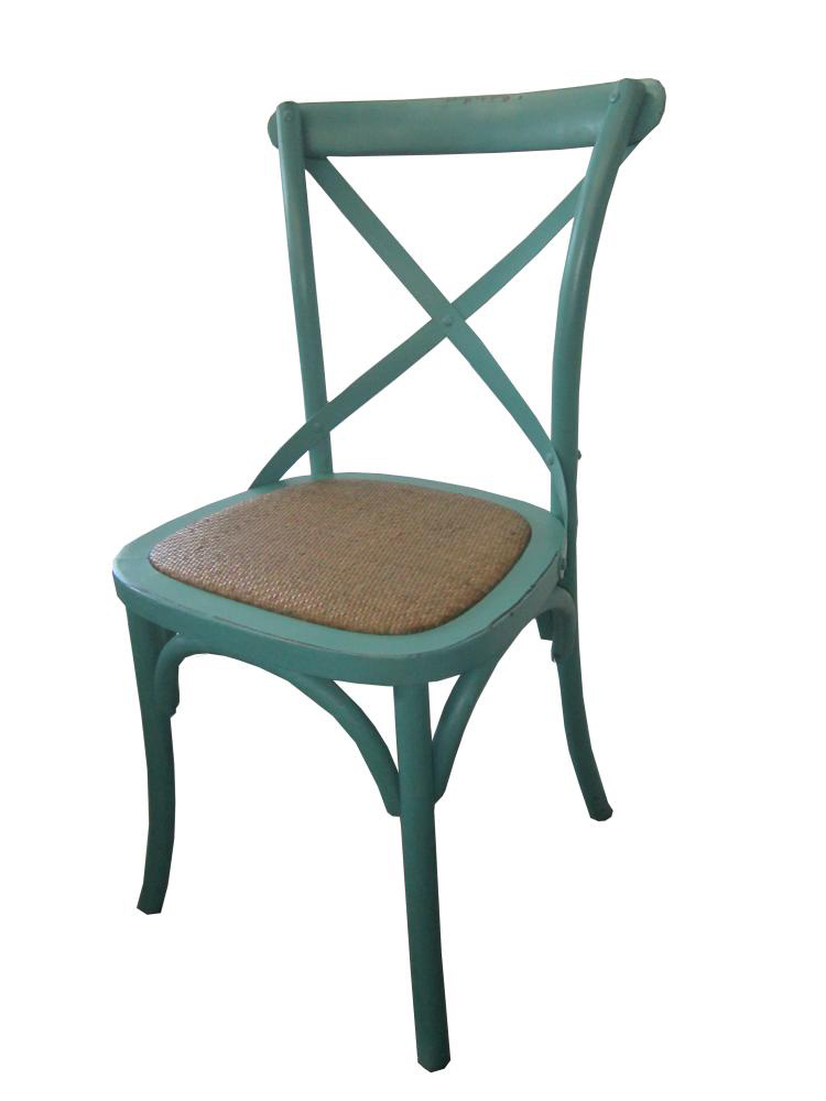 Antique Chair American Village Style Chair Coffee Chair (M-X1062)