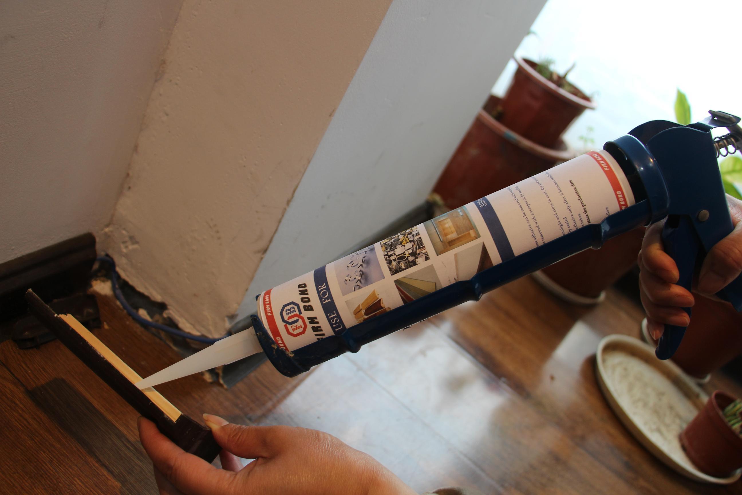 Nail-Free Adhesive