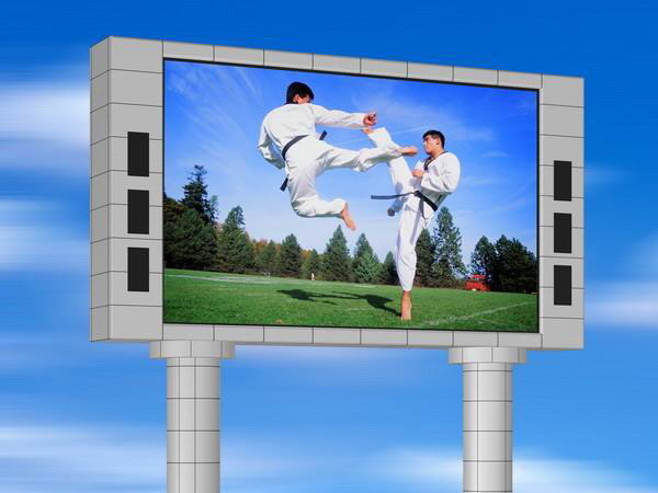 P16 LED Commercial Advertising