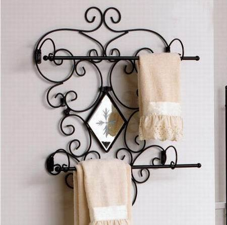 Fantastic Wrought Iron Bathroom Accessories  Exclusive Bathroom Accessories
