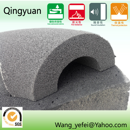 Foam Glass Tube for Pipe Insulation (68*80)