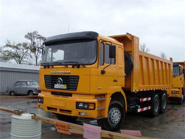 Shacman Heavy Duty Truck/ 6X4 Dump Truck (SX3251DM384)