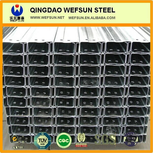 Hot Rolled C Steel Channel