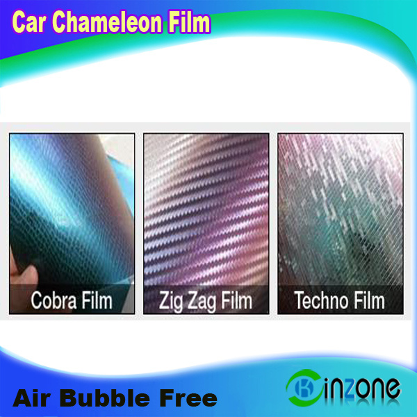 2013 High Quality Chameleon Vehicle Color Change Vinyl