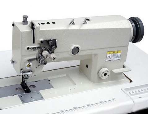 High-Speed Double-Needle Lockstitch Industrial Sewing Machine (OD872)