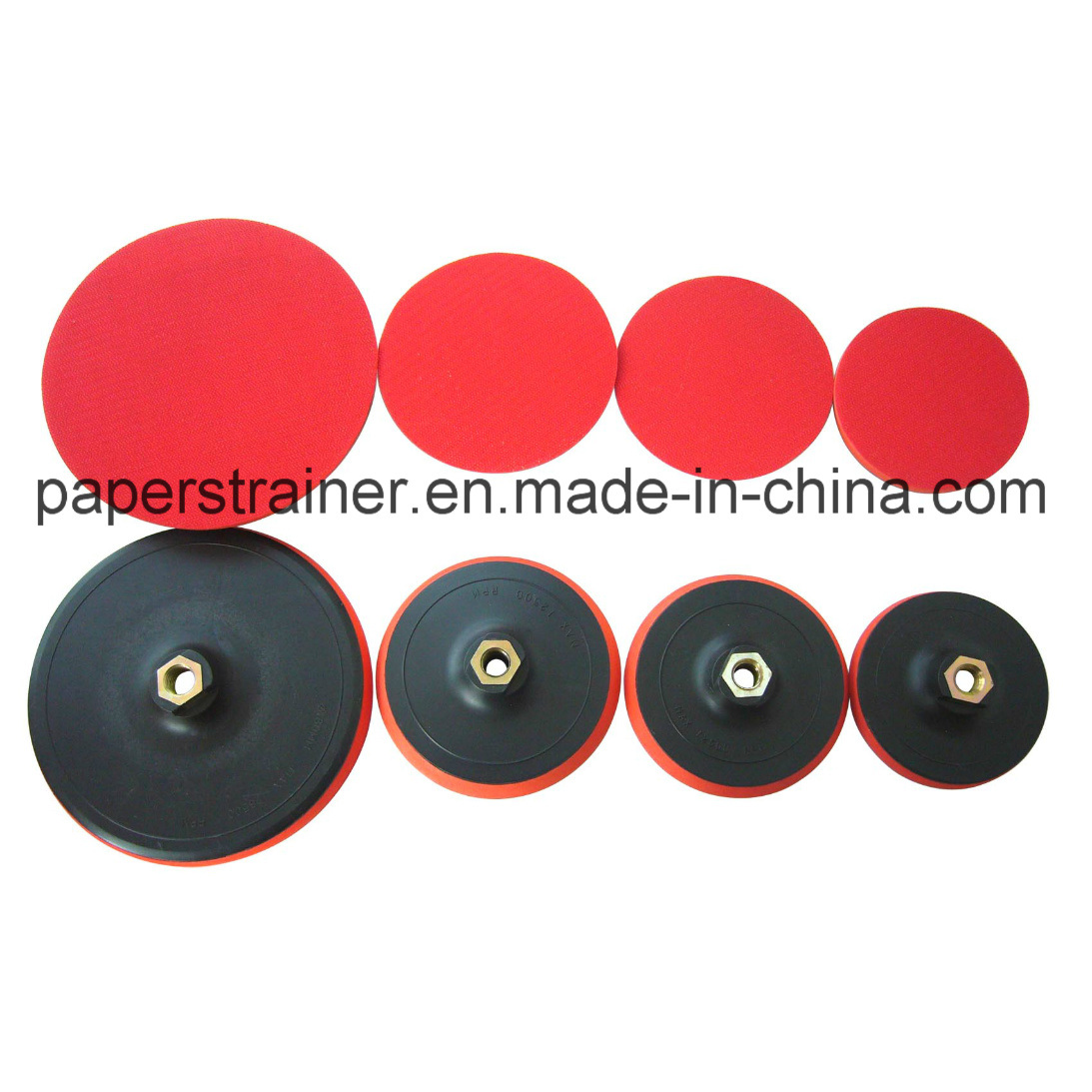 Buffing Pad Backing Plate
