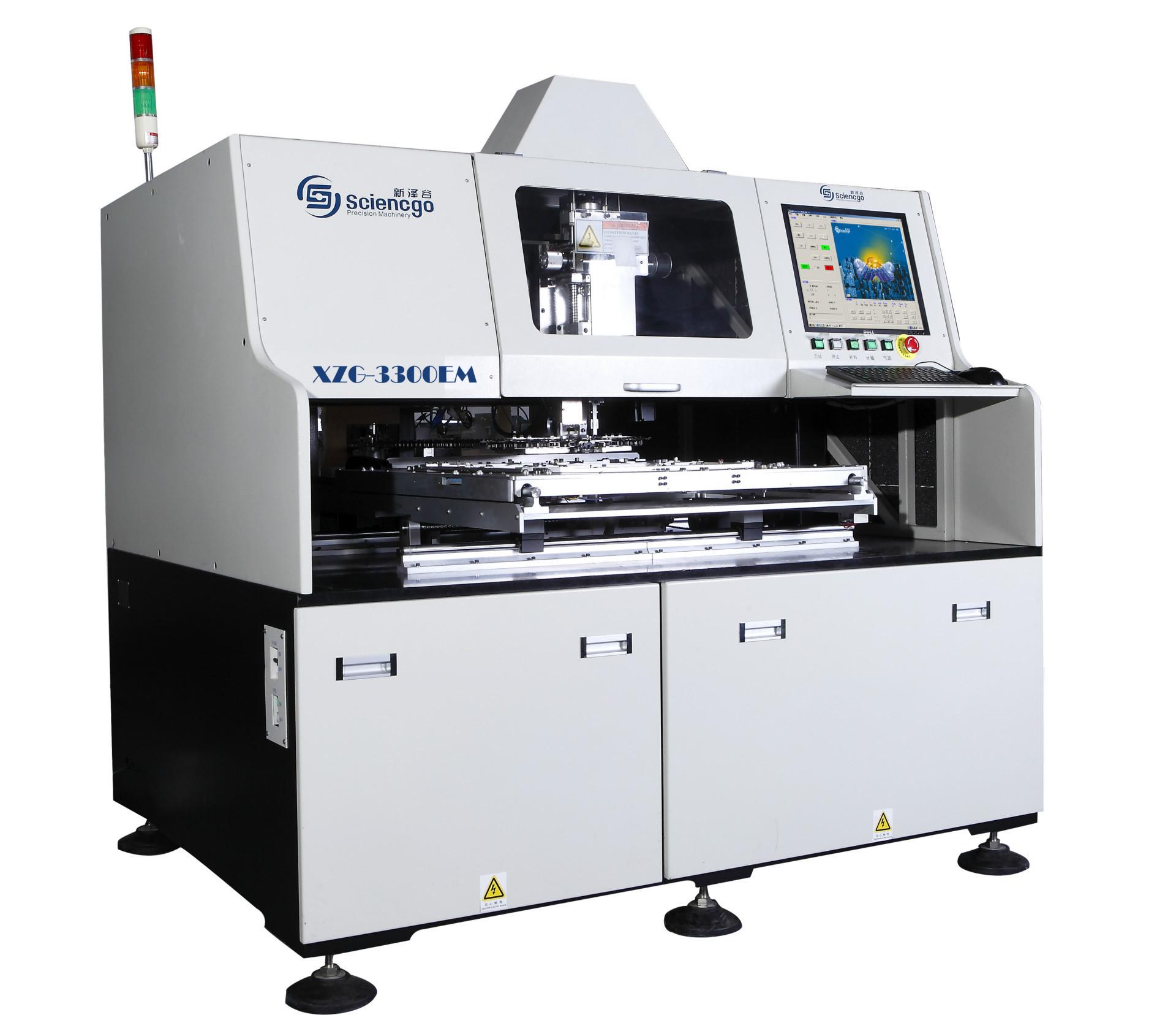 Bulk LED Insertion Machine XZG-3300EM-01-04 China Manufacturer
