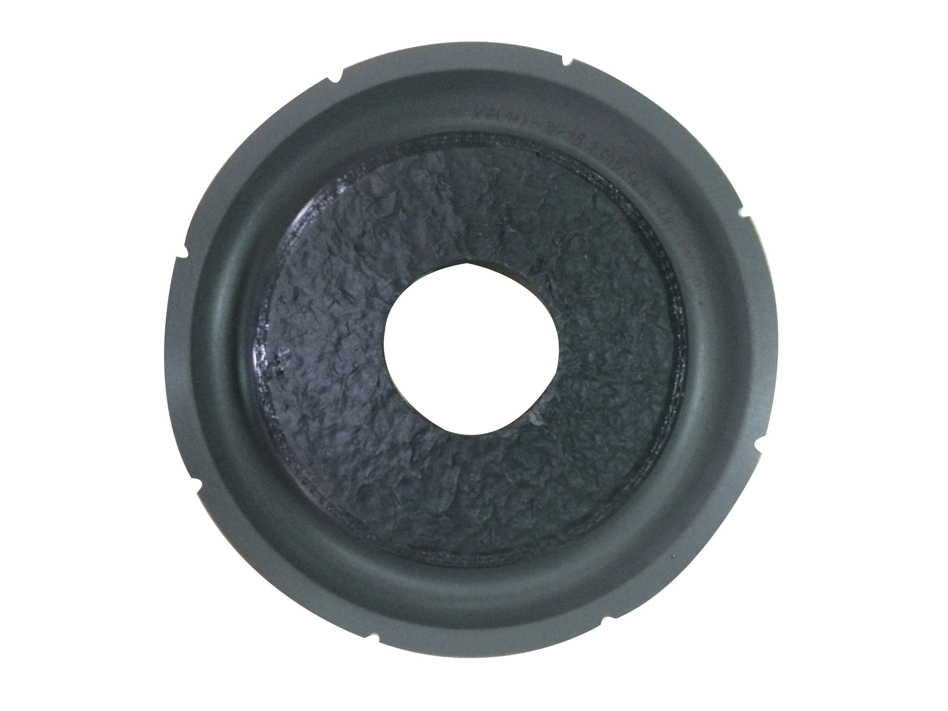 Professional From Factory Speaker Parts 12inch Subwoofer Papar Cone - Speaker Cone