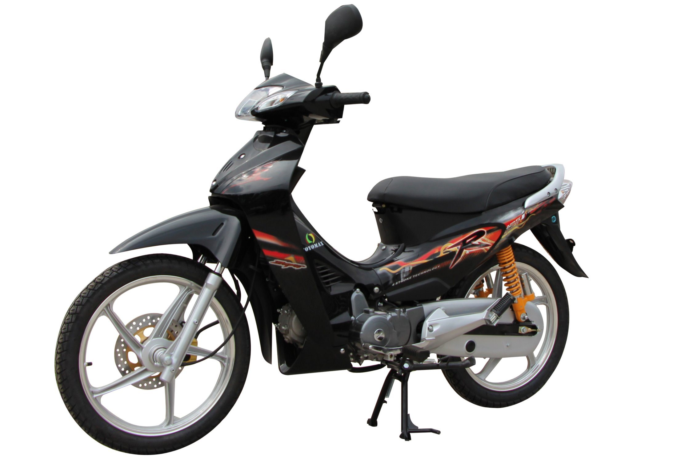 125cc Cub Motorcycle 2017 Top Star Functional