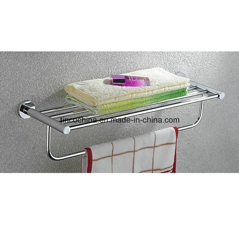 Stainless Steel Bath Towel Rack