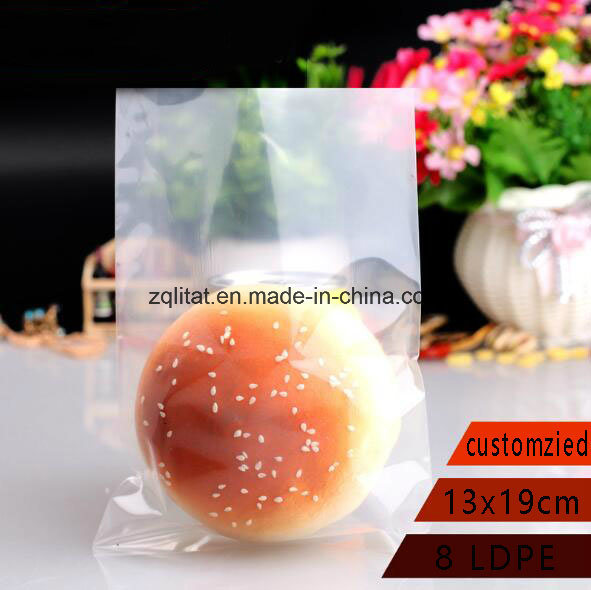 Custom LDPE Transperant Bag Packaging Food