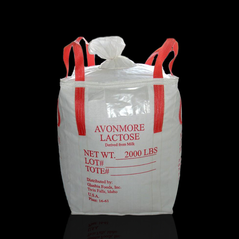 1mt Jumbo FIBC Big Ton Packing Cement Bag