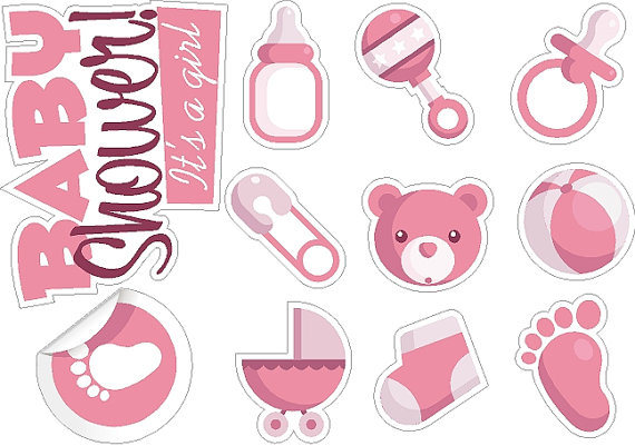 Custom Removable or Temporary Static Cling Decals Sticker