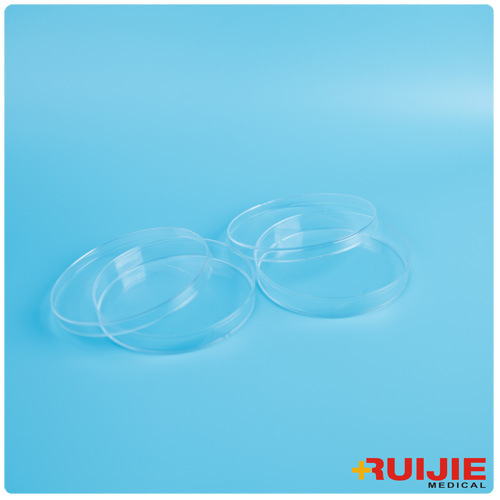 Disposable Medical Plastic Petri Dishes