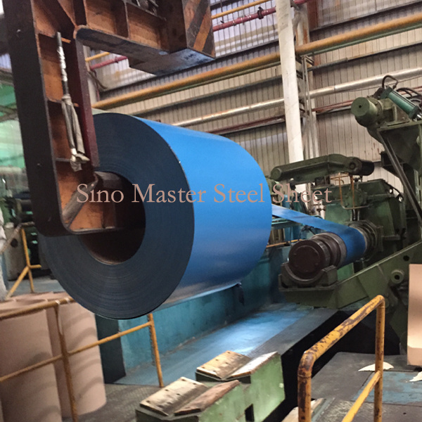 Corrugated Roofing Metal Material Prepainted Galvanized Steel Coils