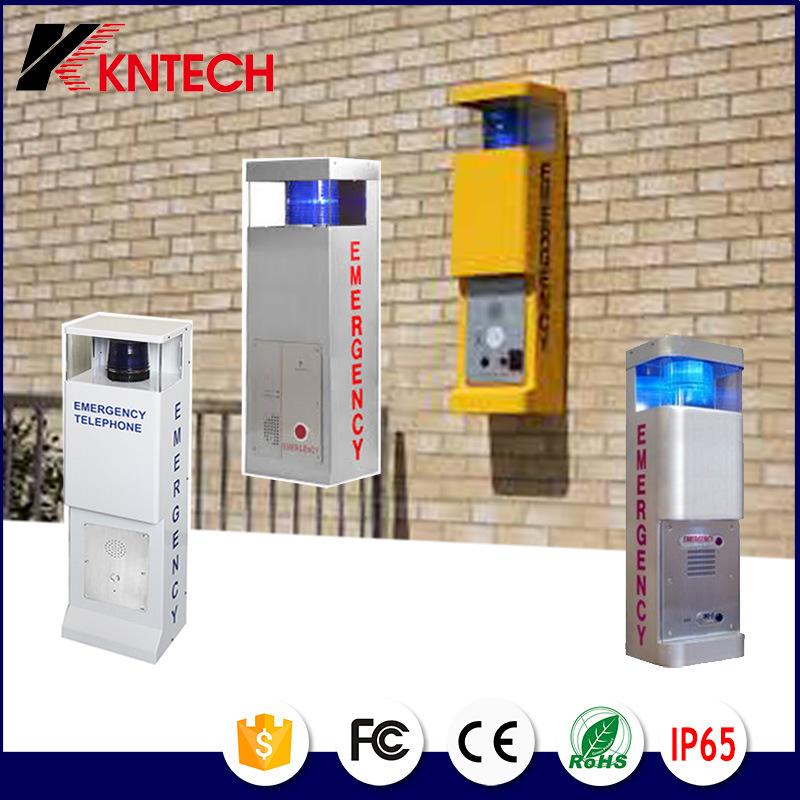 Emergency Telephone Tower Knem-21 Blue Light Station