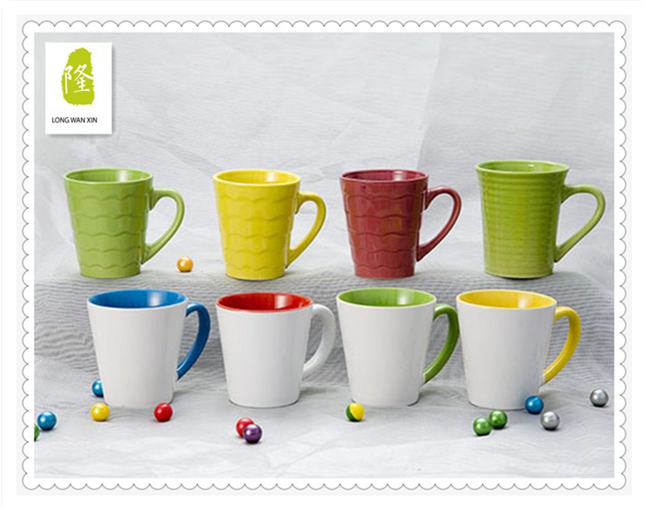 China Factory Derectly Sale Cheap 11oz Ceramic Mug