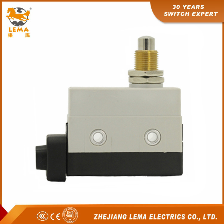 Lema Panel Mount Push Plunger 10A 250V Lz5330 Sealed Limit Switch