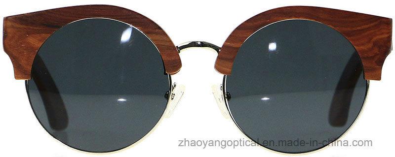Wholesale 2017 Hot New Handmade Wood Sun Glasses
