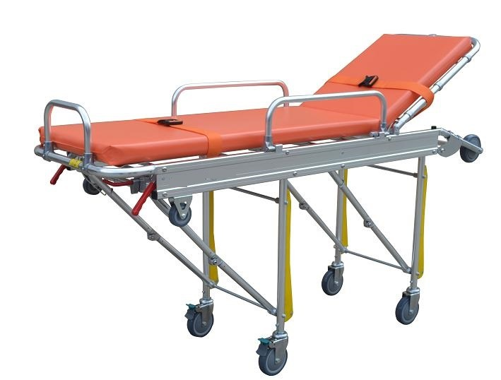 Hospital Equipment H-3b Ambulance Stretcher
