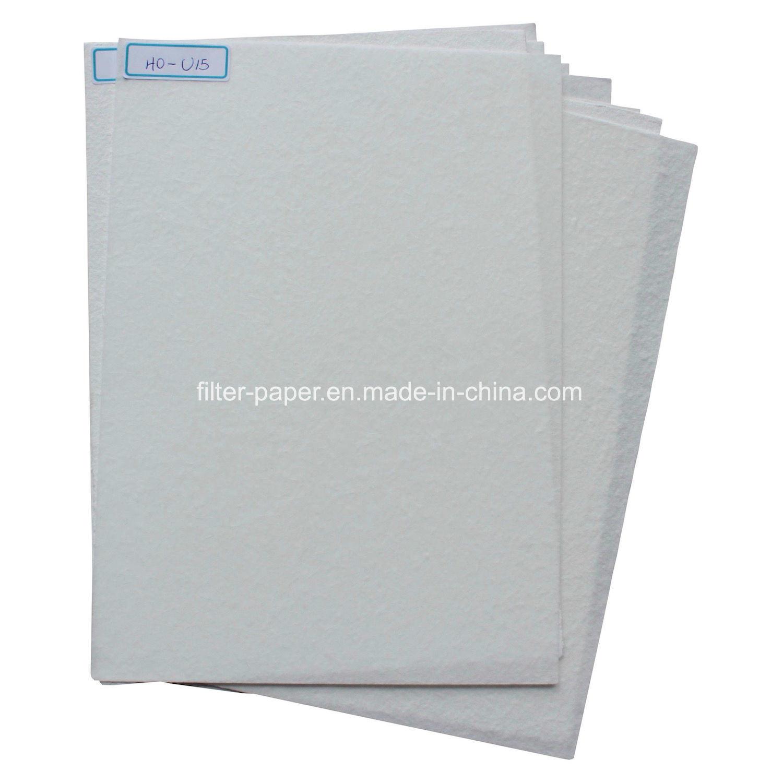 U15 Micro Fiberglass Filter Paper for ULPA