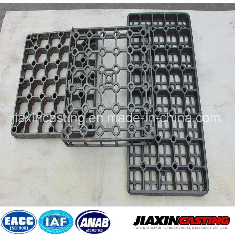 Heat Treatment Fixture Investment Casting Heat Resistant Steel Basket