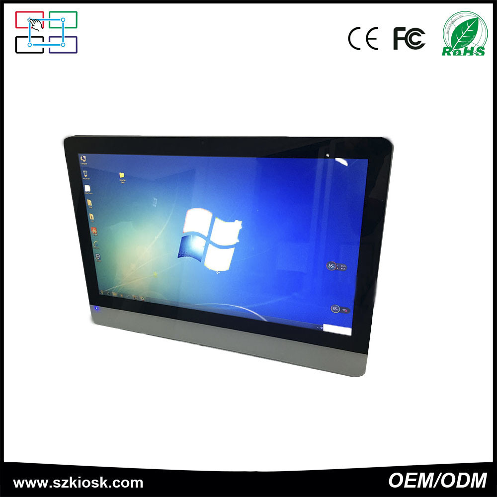 21.5′led All in One PC Infrared Touch Screen Kiosk+I3/I5/I7