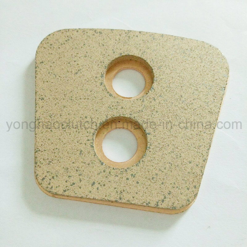 Top Quality Bronze Xjb Clutch Button for Clutch Plate