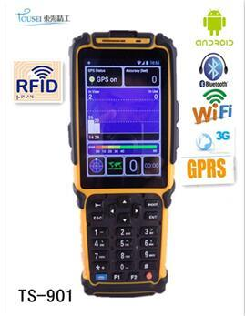 Tousei Ts-901 Android Mobile Handheld Qr Code PDA Scanner