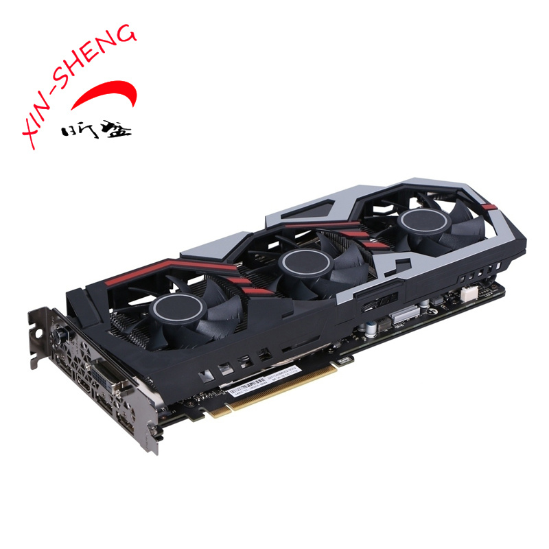 Graphic Card 8GB Geforce Gtx 1070 256bit Gddr5